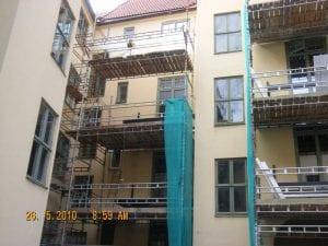 utskifting av vinduer på murbygg